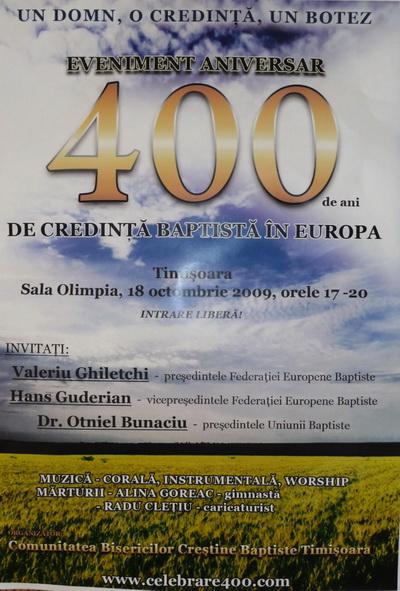 400timisoara400