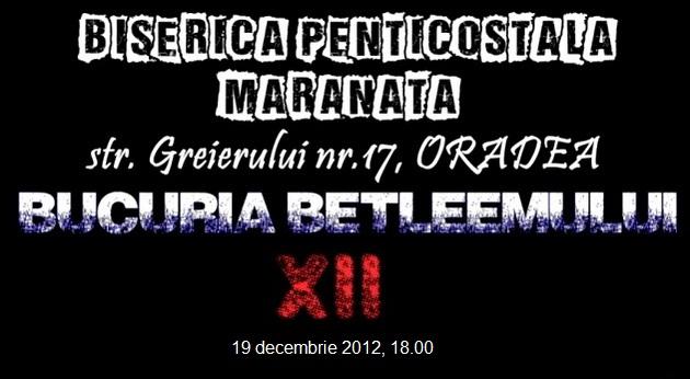 oradea-19dec2012-maranata