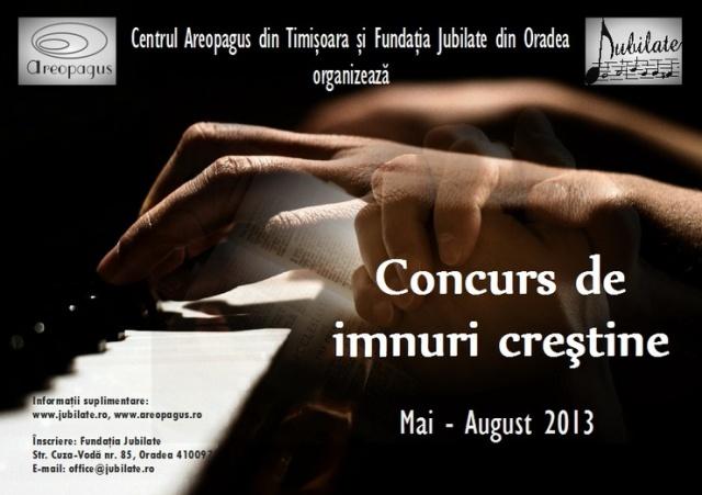 jubilate concurs-2013