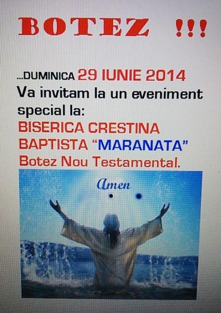 bucuresti-29iun2014-maranata